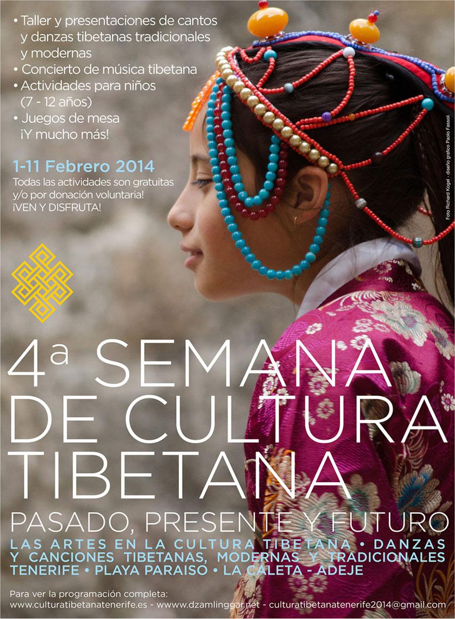 La Settimana di Cultura Tibetana è uno degli eventi culturali più conosciuti a Tenerife.