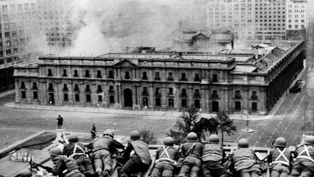 Colpo di Stato in Cile dell'11 settembre 1973
