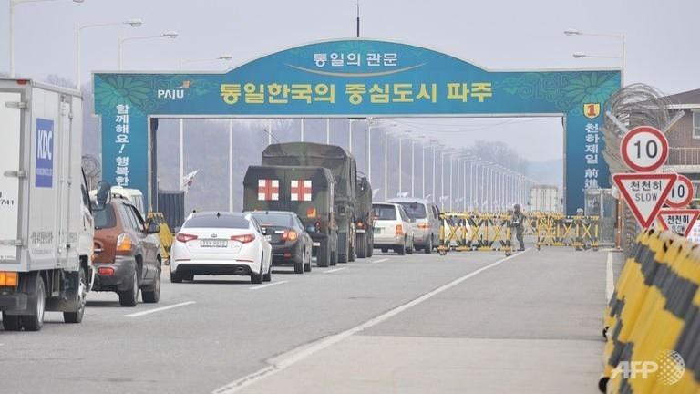 Kaesong è nordcoreana dalla guerra di Corea
