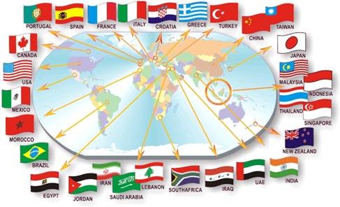 telefonia internazionale