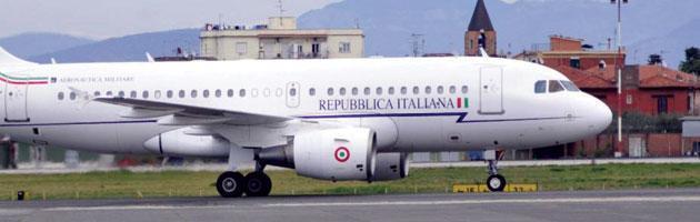 Aereo italiano per voli di Stato