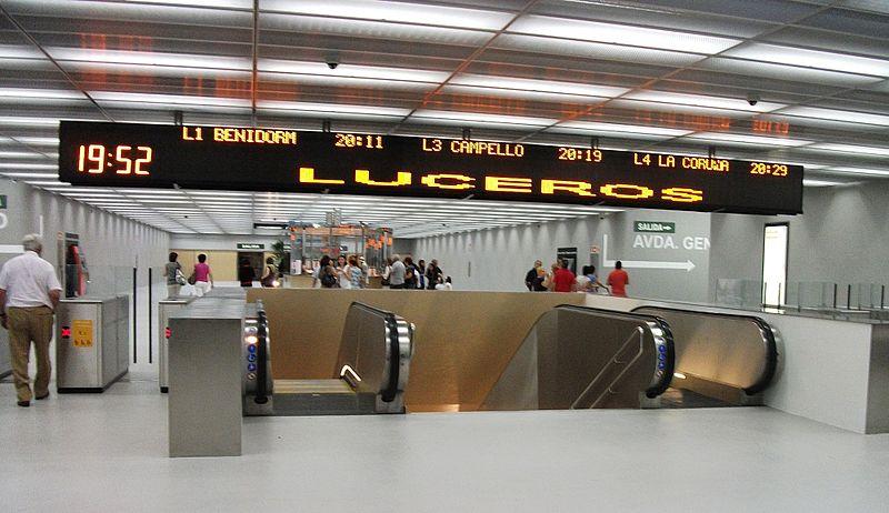 Stazione Luceros
