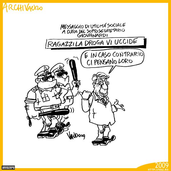 Vignetta su Stefano Cucchi