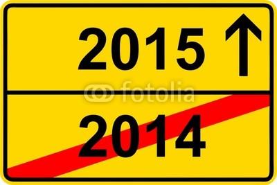 fine anno 2014 inizio anno 2015