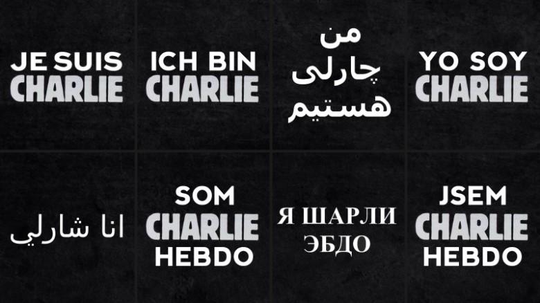 Io sono Charlie Hebdo
