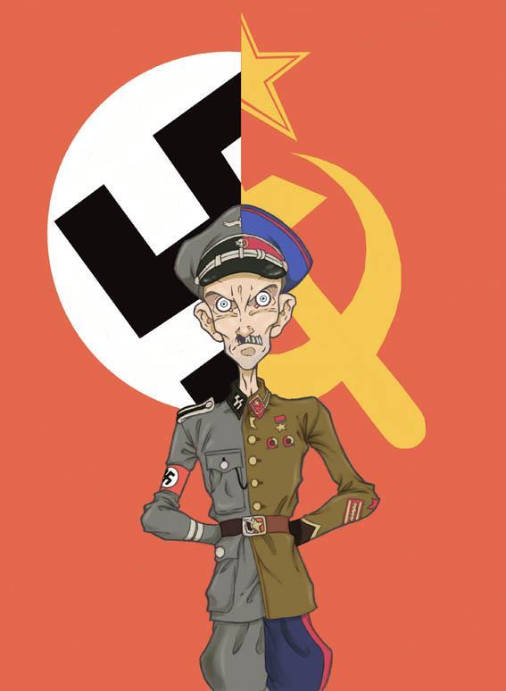 Comunismo e nazismo secondo Luis Quiles