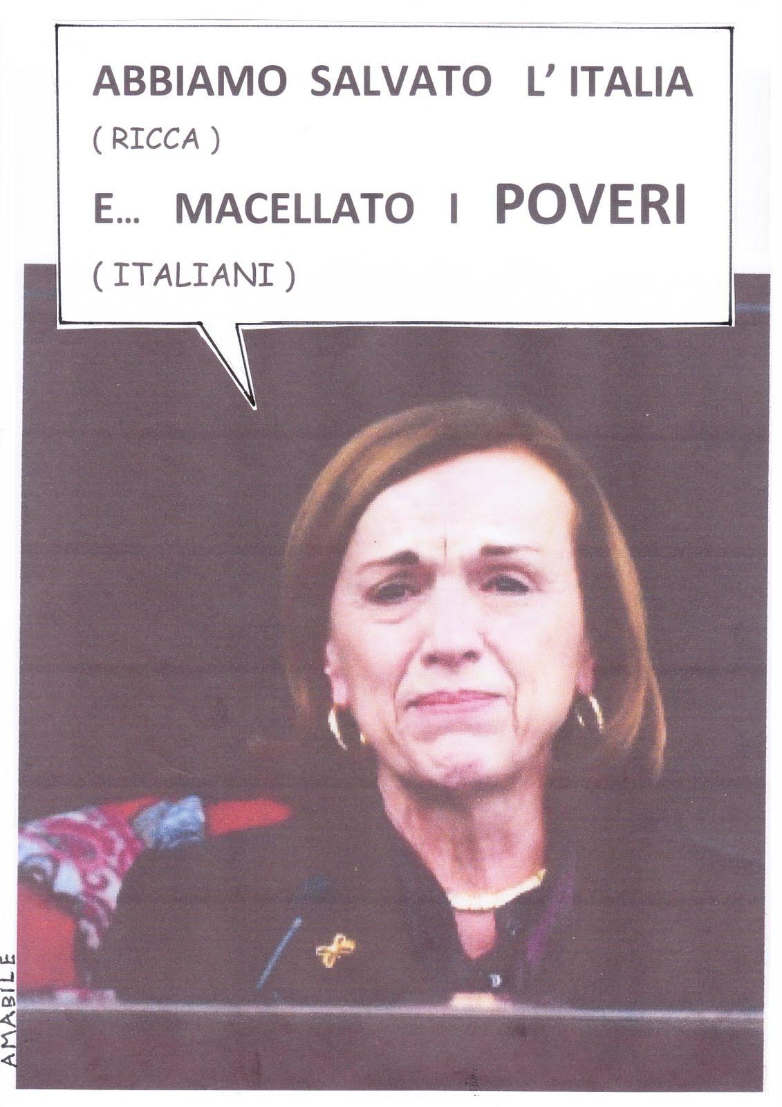 Elsa Fornero ha salvato l'Italia?
