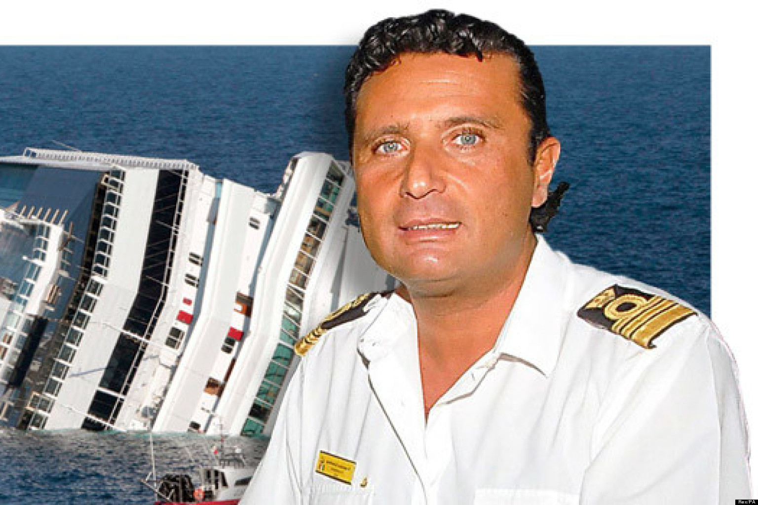 Pena ridicola per Francesco Schettino