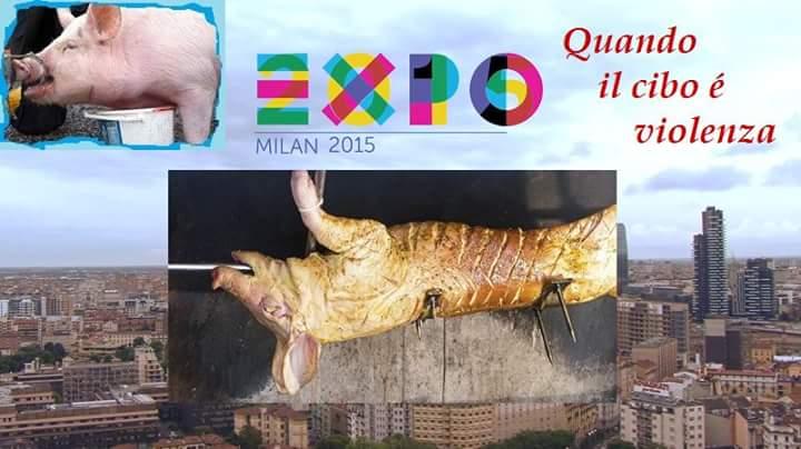 L'Expo poteva essere una campagna per il vegetarianismo e il veganismo, e invece è una farsa.