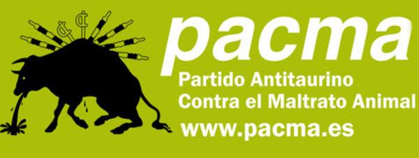 Il PACMA è un partito spagnolo che si schiera contro la corrida.