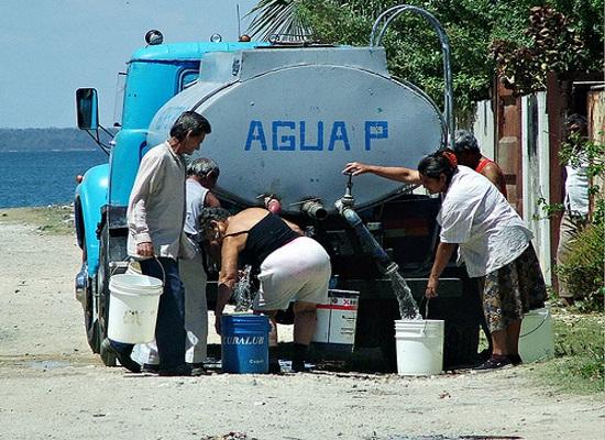 conseguenze della siccità a Cuba