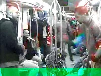 rap metropolitano
