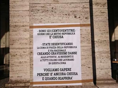 Repubblica, Barberini, Spagna