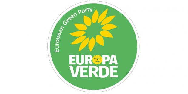 simbolo di Europa Verde per l'elezione del 26 maggio 2019